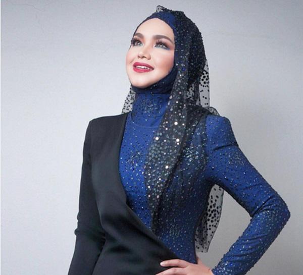 Siti Nurhaliza!