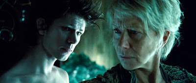 Ben Whishaw and Helen Mirren from the Tempest