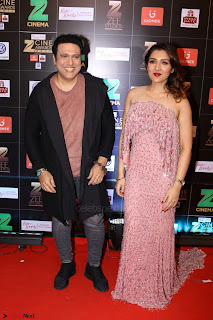 Bollywood Celebrities on the Red Carpet Of Zee Cine Awards 2017 Exclusive 064.JPG