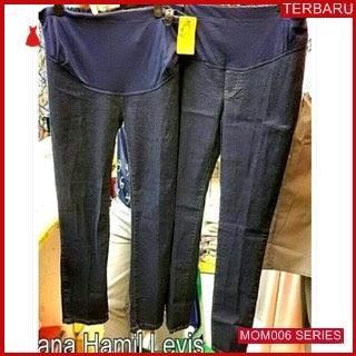 MOM006C48 Celana Jeans Hamil Basic Levis Celanahamil Ibu Hamil