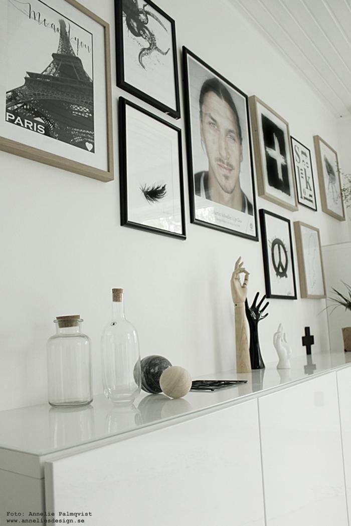svartvita tavlor, svartvit poster, posters, annelies design, webbutik, webbutiker, webshop, nätbutik, nätbutiker, tavelvägg, tavelväggen, tavelväggar, postervägg, fjäder, zlatan, kors, stockholm, bläckfisk, paris eiffeltornet, svartvitt, svartvit, svart och vitt, svartvit inredning, ikea bestå, city trivet,