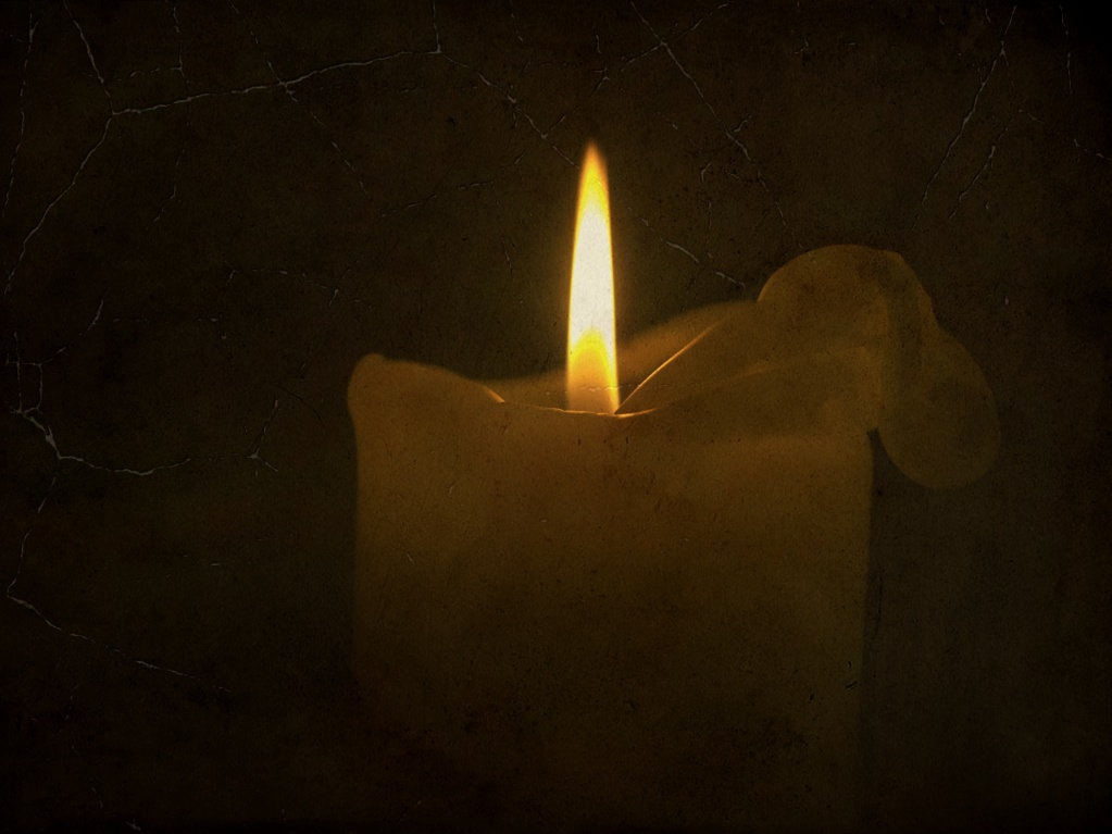 #273 Porst Weitwinkel f3.5 35mm  - Kerze auf alt