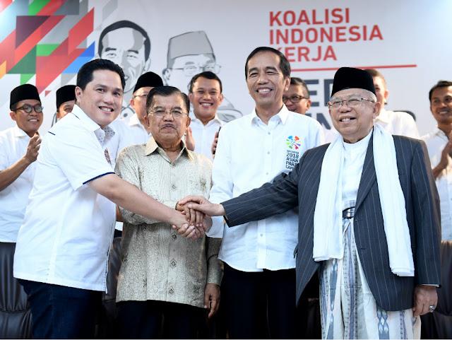 Pengamat: Jokowi Hanya Diuntungkan Ketokohan JK di Sulsel