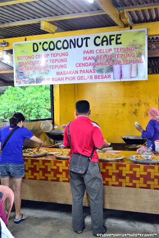 Image result for D Coconut Cafe kuala terengganu