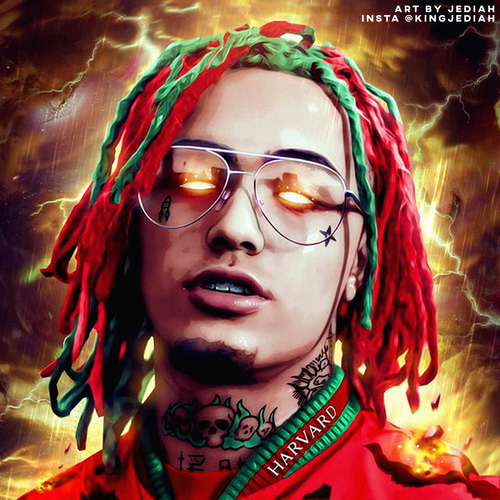 4f1410e2 Facts you didn't know about Lil Pump    Smokepurpp    Celebrity Facts     Dream Machine