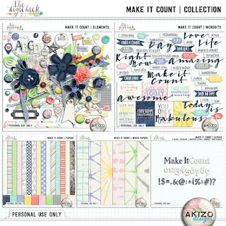 Make It Count-Collection  by Akizo Designs