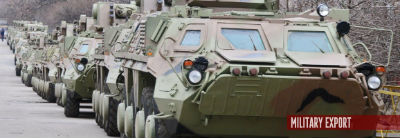 Ukraine to build armoured vehicle assembly plant in Myanmar
