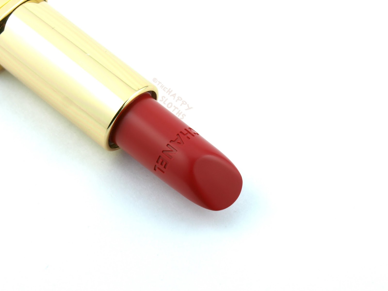 Chanel Holiday 2016 Collection Rouge Allure Lipstick Ultrarose Swatches Review