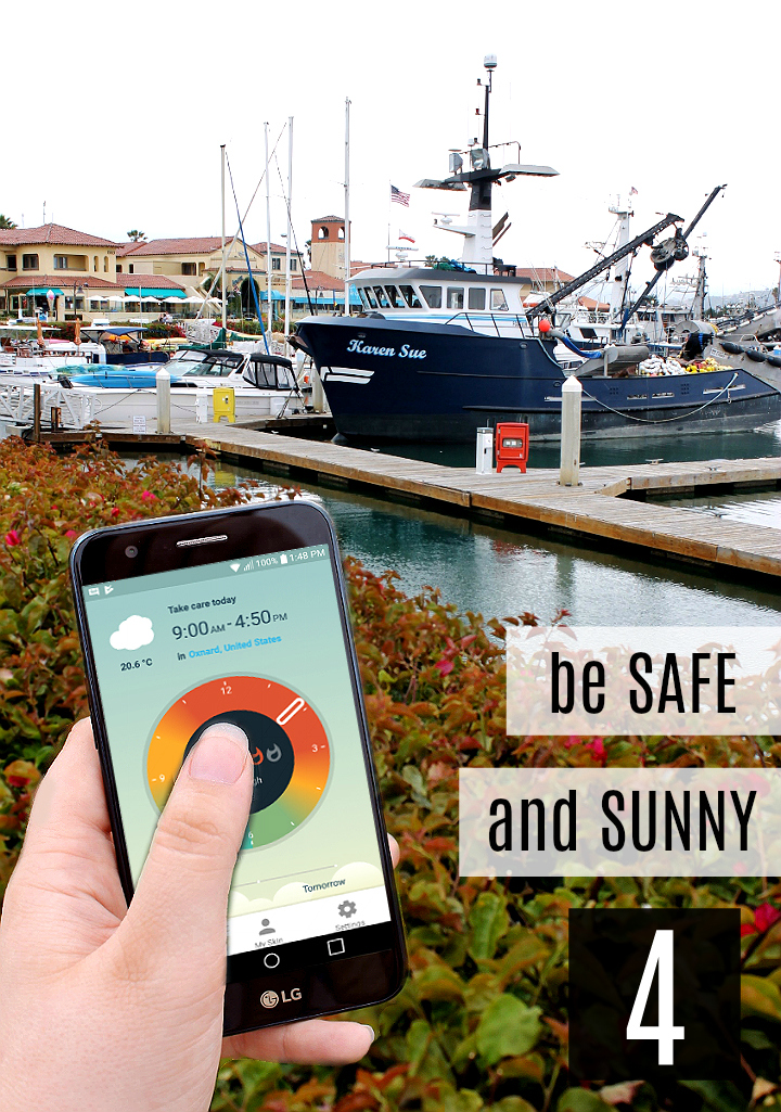 Us your smartphone's data bucket to track allergy conditions while traveling, water consumption, and even UV exposure! #SummerIsForSavings #WFM1 #AD
