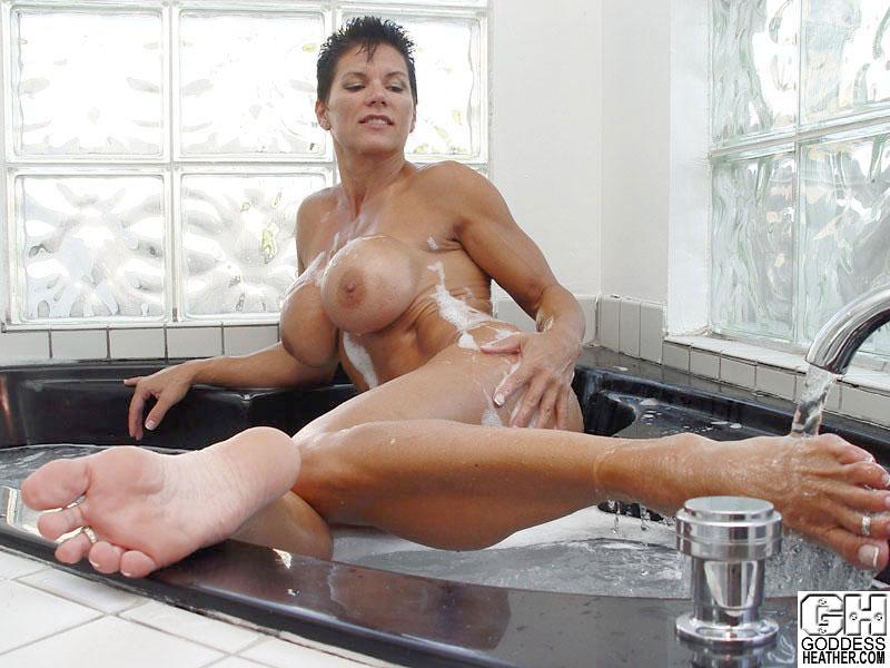 Heather Tristany Sexy 48