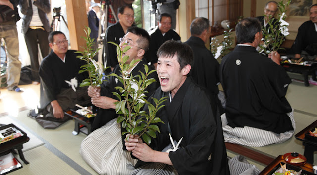 Warai-Kou (Laughing Battle), Hofu-City, Yamaguchi