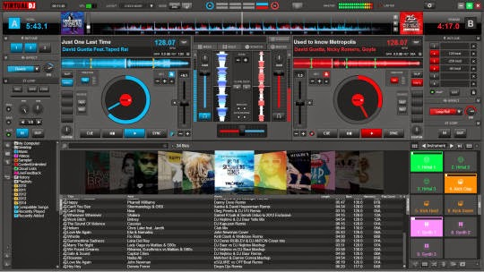 Virtual DJ 2018 Build 4845