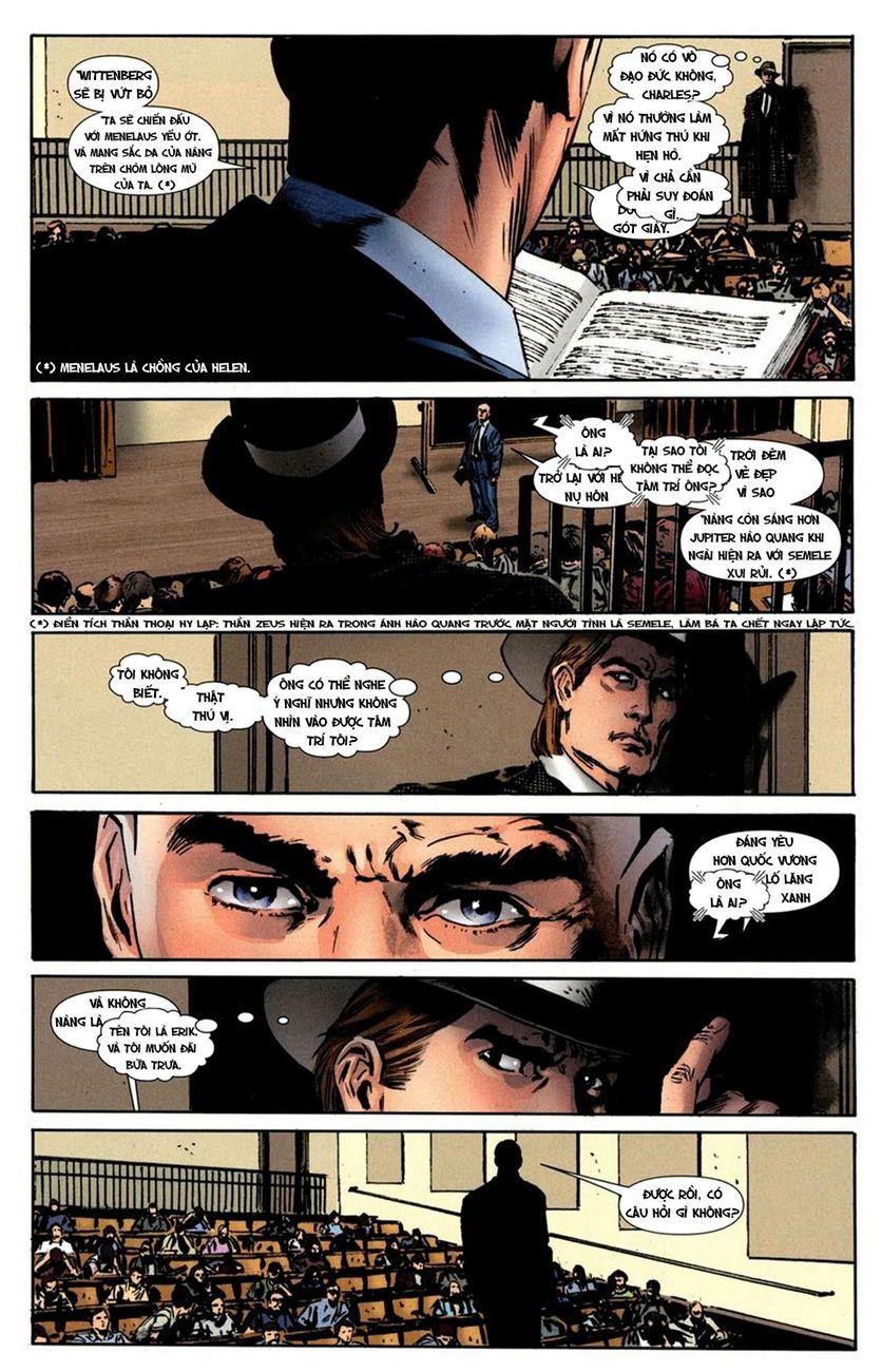 Ultimate Origin chap 3 trang 12