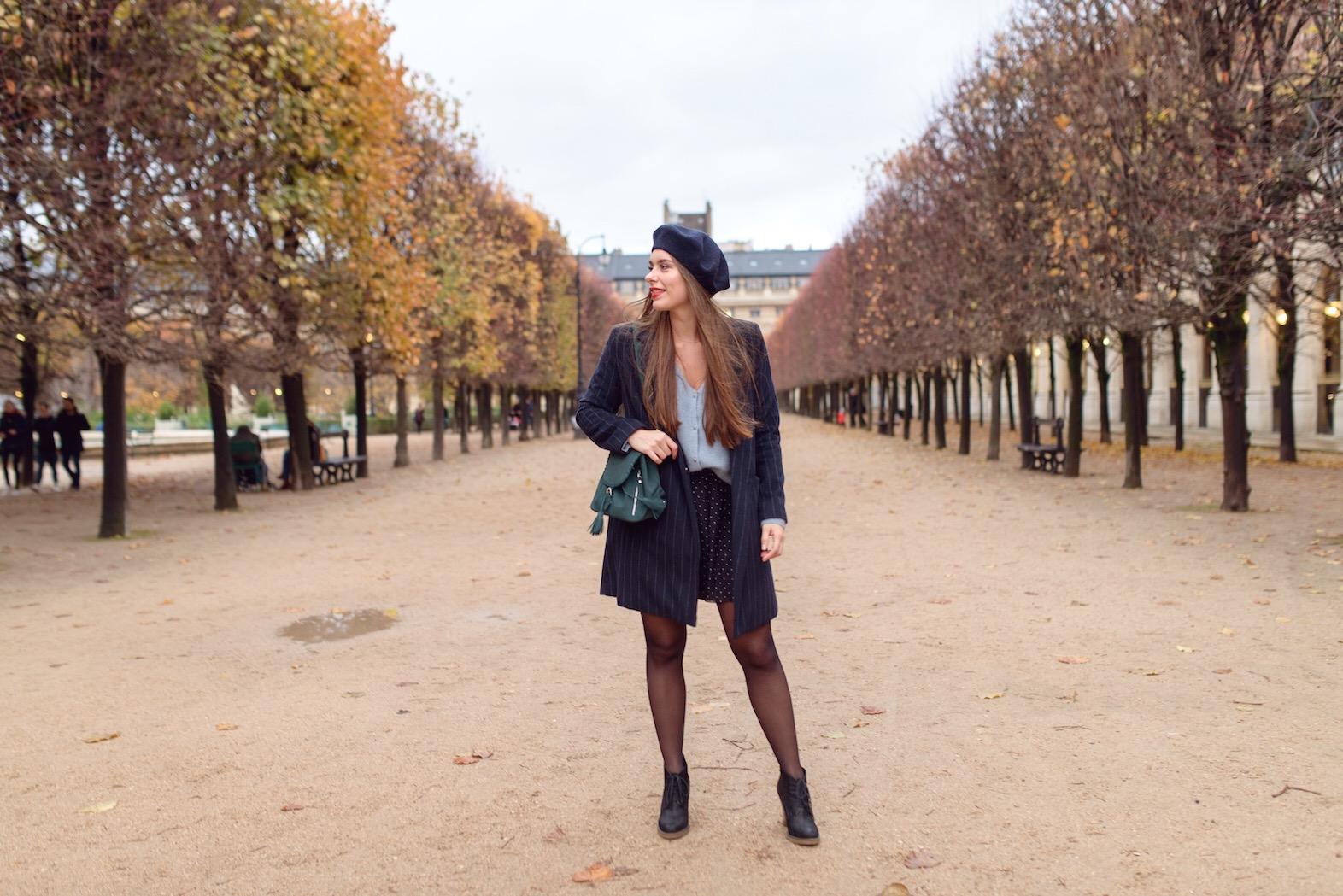 parisienne et beret 2