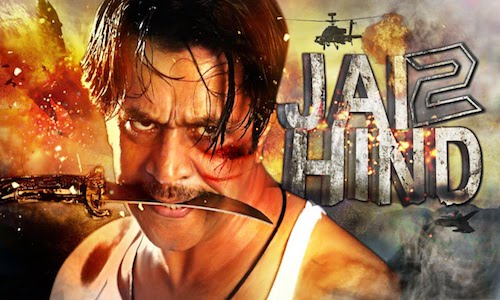 Jai Hind 2 2017 Hindi Dubbed 480p HDRip 400MB