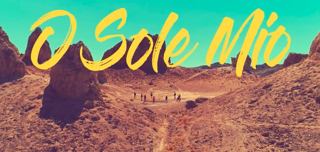SF9 estrena nuevo mini álbum con O Sole Mio