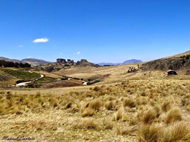 Cajamarca. Hostal Perù