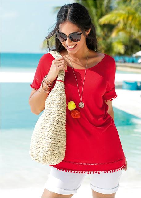 moda per la spiaggia estate 2018