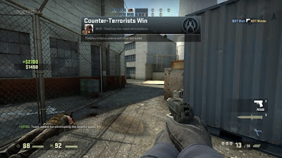 CS GO Gameplay