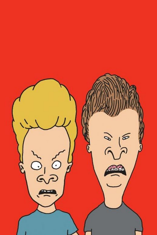 Beavis and Butt-head - Download iPhone,iPod Touch,Android ...