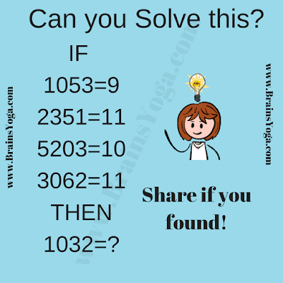 Easy Logical Reasoning Puzzle for Kids