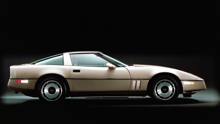 Tệ nhất 1983 Corvette