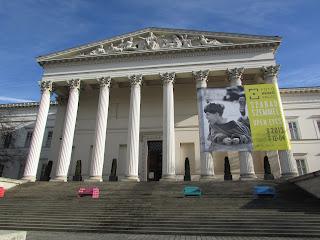 Exterior Museo Nacional de Hungría