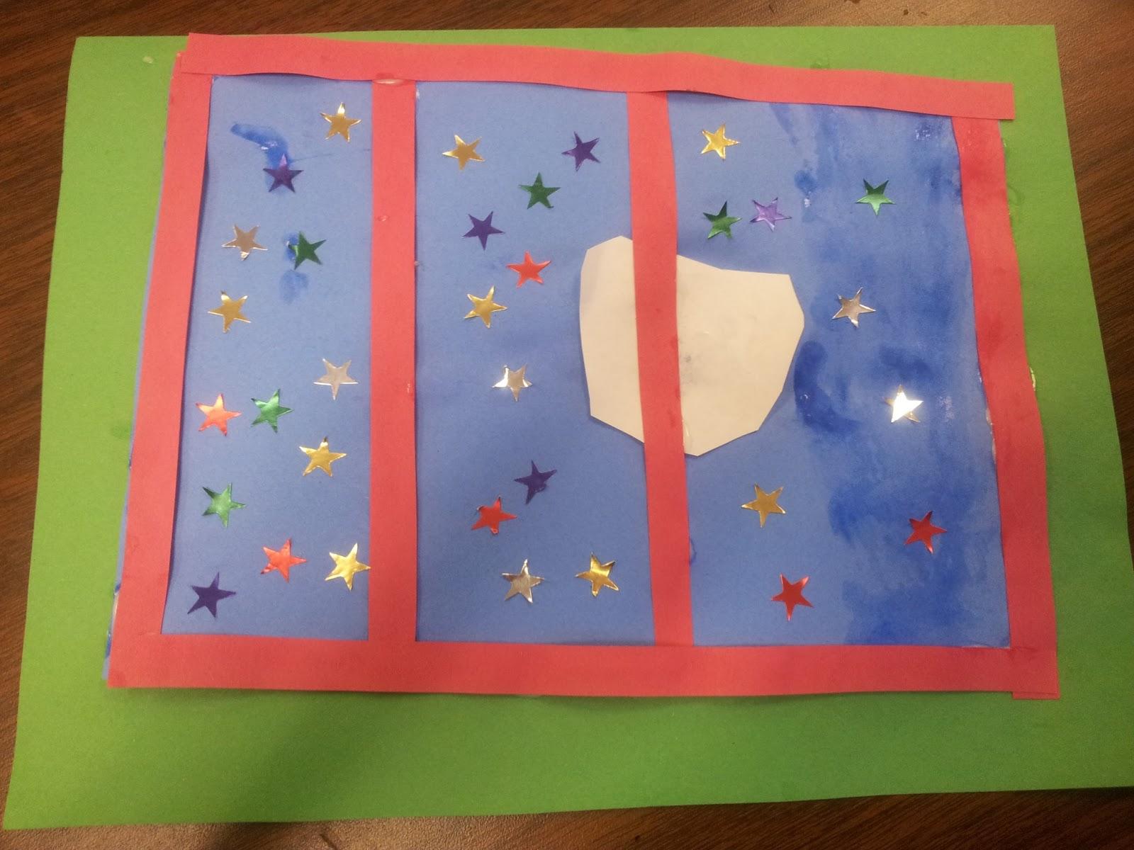 Kinder Garden: Chalk Talk: A Kindergarten Blog: Exploring The Moon