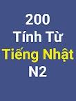 200 Tính từ tiếng Nhật N2