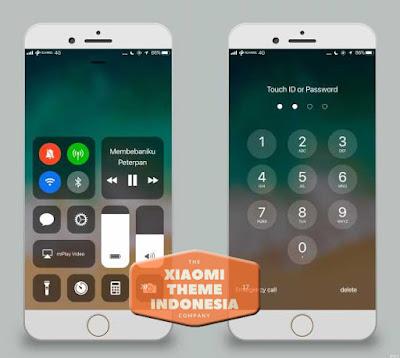 Download IOS Alakadarnya v11 Mtz Themes Like Iphone For