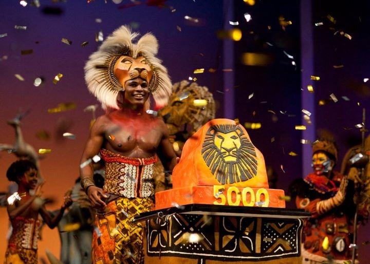 Jk S Theatrescene Face Of The Future The Lion King S