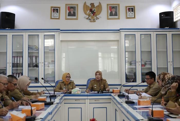 Kadis PP & PA Bayana Siapkan Terobosan untuk Memperkuat Eksistensi Kelembagaan Perempuan dan Anak di Kabupaten/Kota