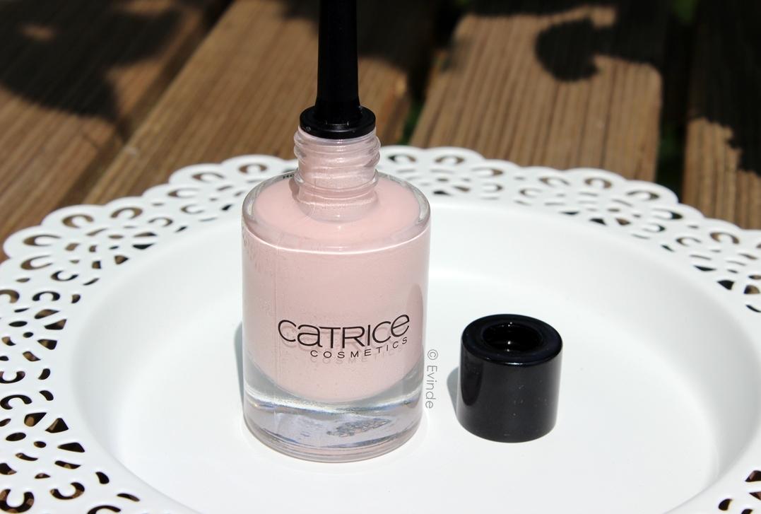 catrice zensibility sheer silence nail polish cap