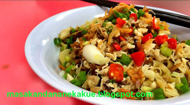 Resep mie ayam, resep mie ayam medan, resep mie ayam ala orang medan yang praktis dan maknyus, resep makanan halal