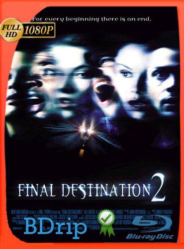 Destino Final 2 (2003) BDRIP1080pLatino Dual [GoogleDrive] TeslavoHD