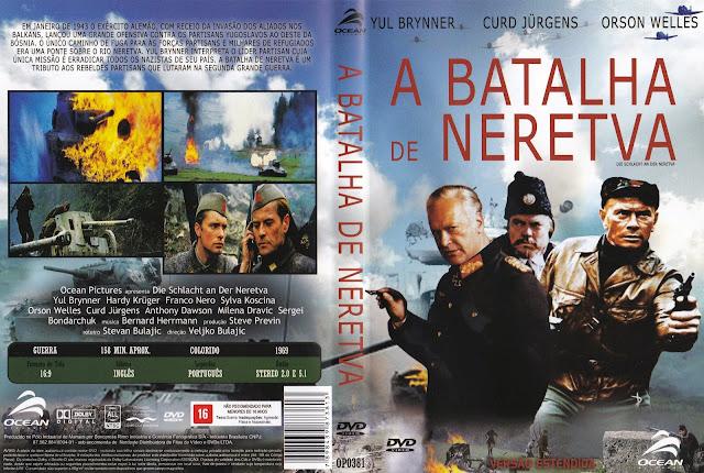 Capa DVD A Batalha de Neretva