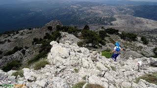 Ruta al Pico Atalaya, techo de la provincia de Albacete