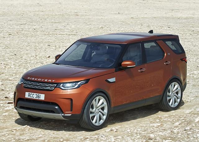 Land Rover Discovery chega ao Brasil com versão de até R$ 429 mil