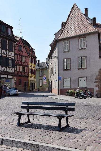 Colmar - zdjęcie 5 - Francuski przy kawie