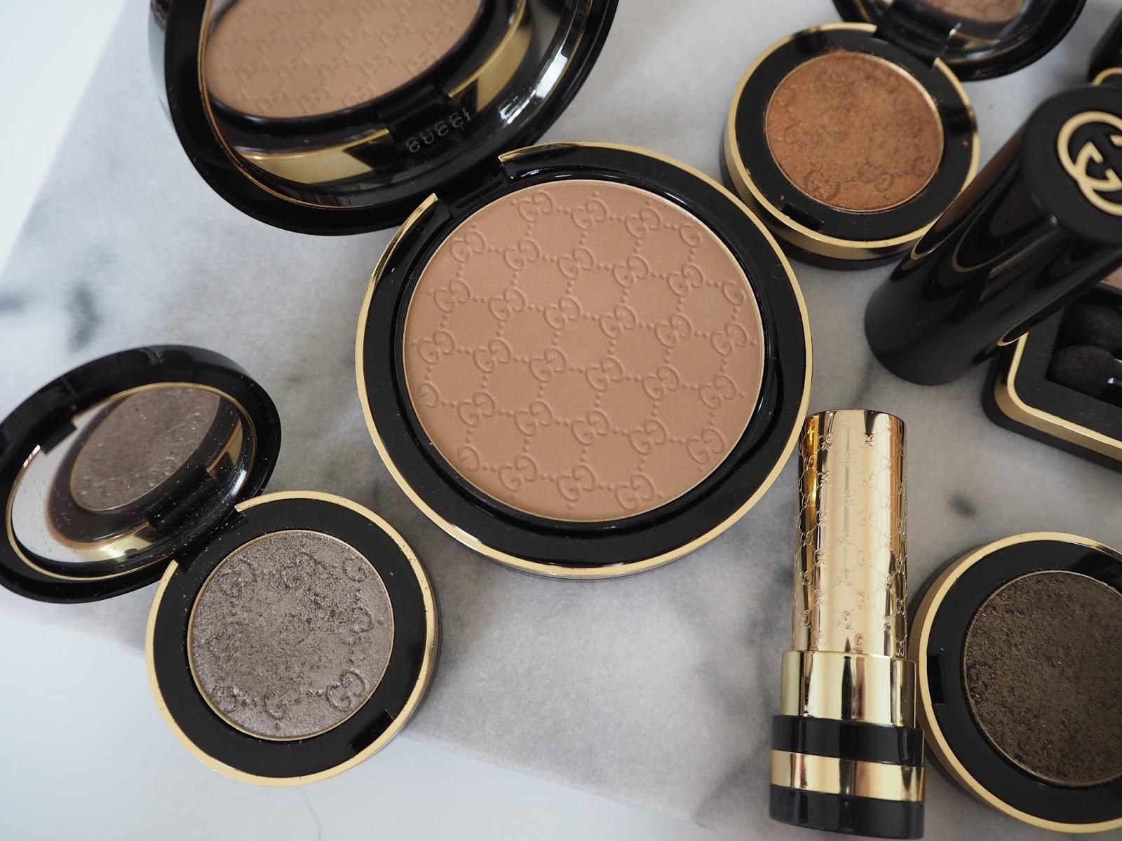 The review: Gucci Golden Glow Bronzer in 020 Oriental Sienna