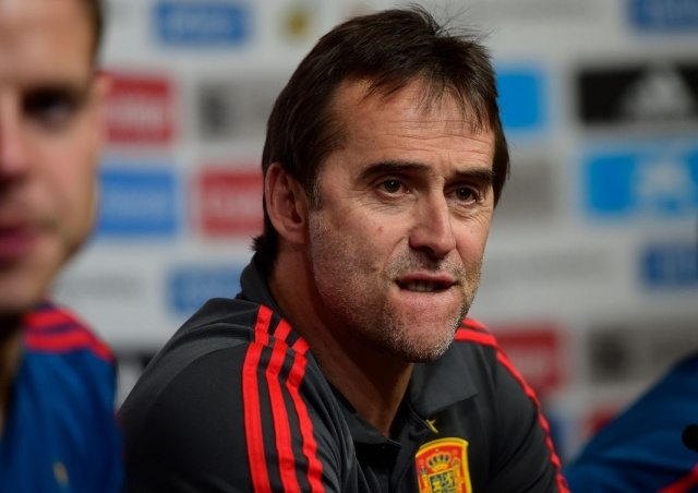Spain Fired its Coach a Day before the Start of the 2018 World Cup