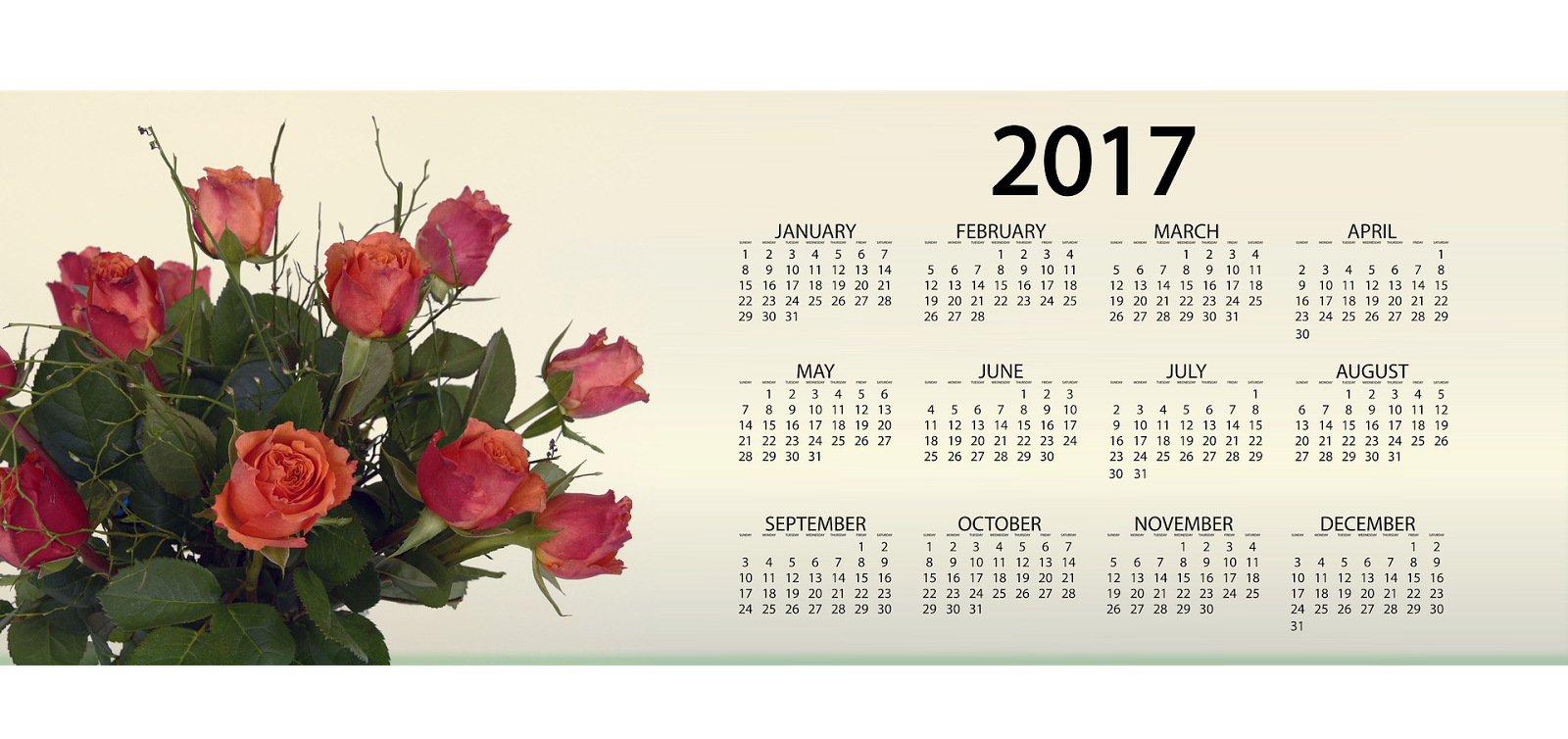 Happy New Year 2017 Calendar Free Download  Happy New Year 2018