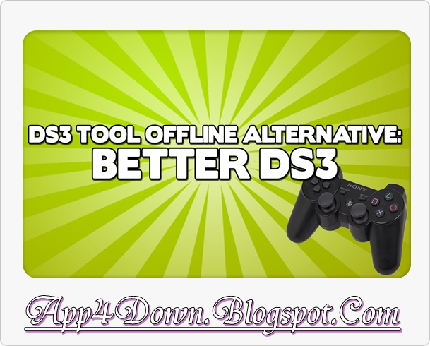 Better DS3 1.5.3 For Windows Full Version Download