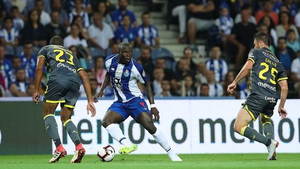 Vidéo - Pour l'ouverture du championnat portugais, Vincent Aboubakar s'offre un doublé