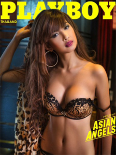 Revista Playboy Tailandia-Asian Angels 1 2015 PDF Digital