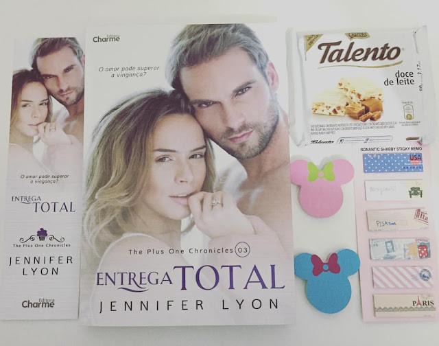 [Resenha] Entrega Total | Jennifer Lyon @editoracharme