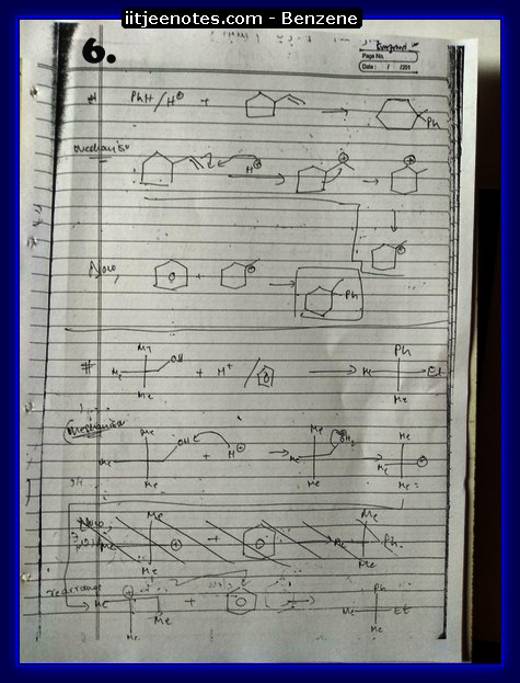 Benzene Notes6