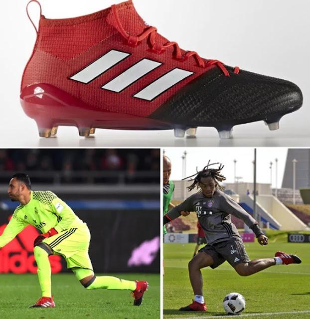 Δείτε ποια παπούτσια φοράνε οι ποδοσφαιριστές και πόσο ΚΟΣΤΙΖΟΥΝ... [photos] tromaktiko11887