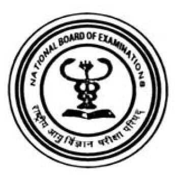 National Board of Examinations(NBE) Multi Skill Assistants
