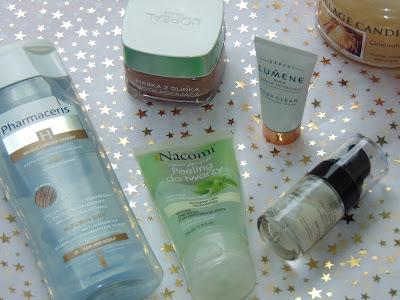 Kosmetyczni ulubieńcy ostatnich miesięcy